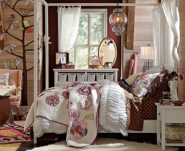 teen-girls-bedroom-bohemian