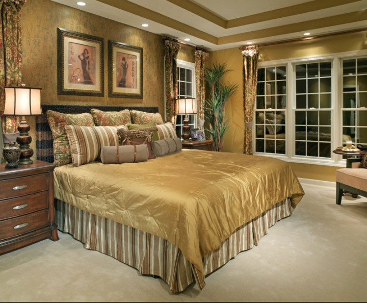 Traditional Bedroom Designs Master Bedroom