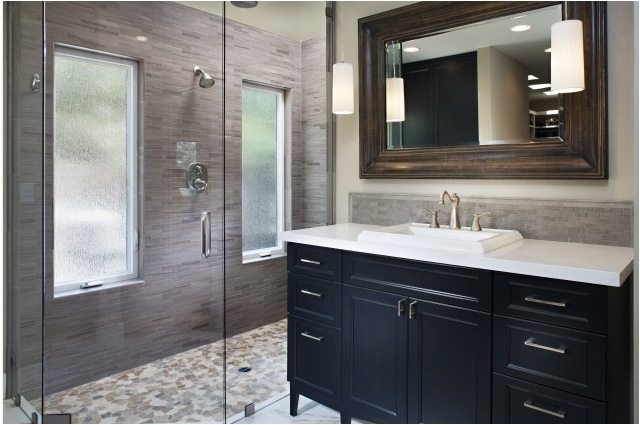 transitional bathroom designs - Transitional Bathroom Ideas