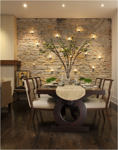 Transitional Dining Room Decorating Ideas Part - 15: Transitional Dining Room_ Designs_