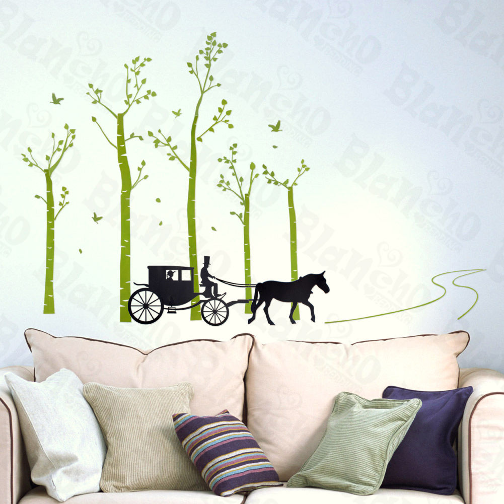 Wall Decals Stickers Appliques Home Decor