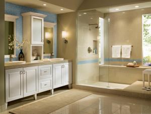 White Bath L