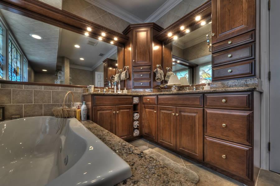 Bath-4 wooden