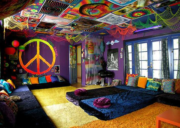 Bohemian-decor-bedroom