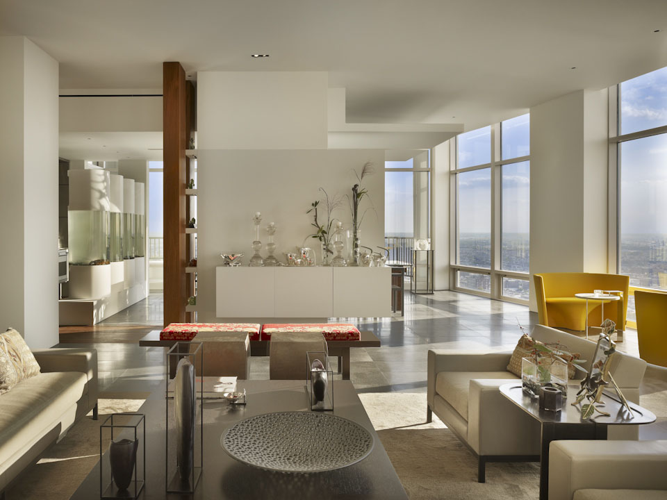 25 Modern Penthouse Design Inspiration