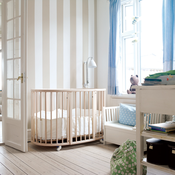 Scandinavian Baby Nursery: 21 Best Scandinavian Nursery Design Ideas