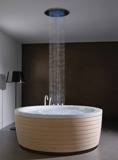 Contemporary Bathtub Designs
