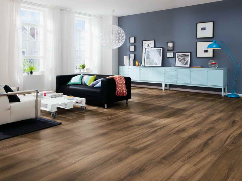 Beau Cool Living Room With Laminate Flooring