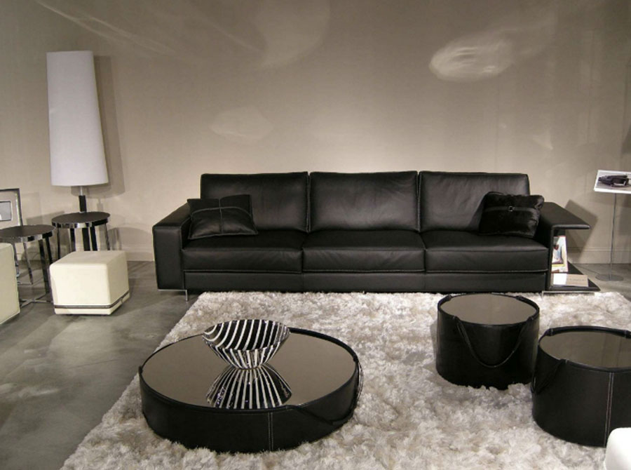 18 sophisticated italian sofa designs for International home decor