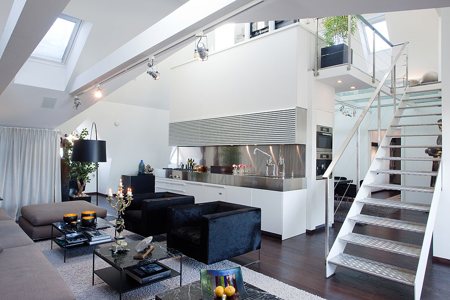 Modern-Penthouse-