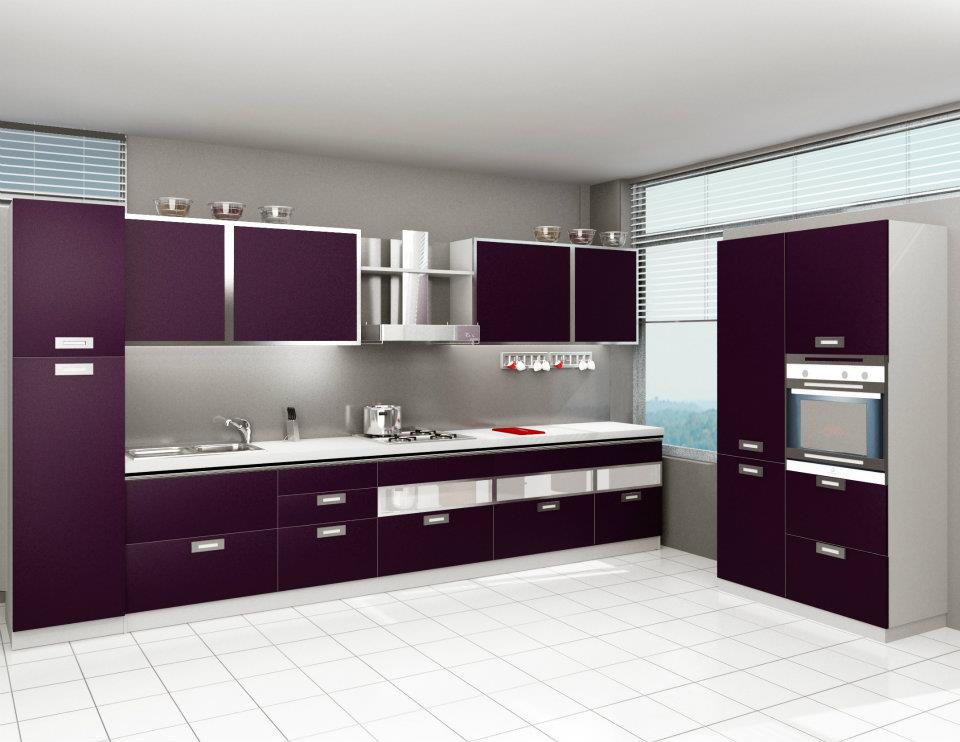 Latest Modern Kitchen Cabinets