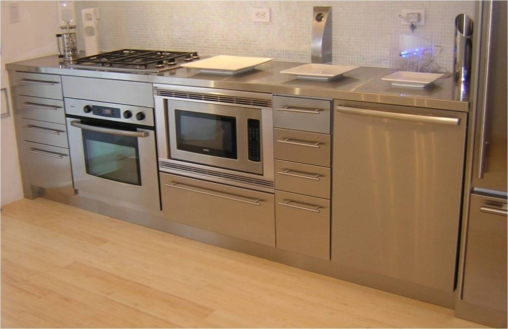 Stainless-Kitchen-Appliances