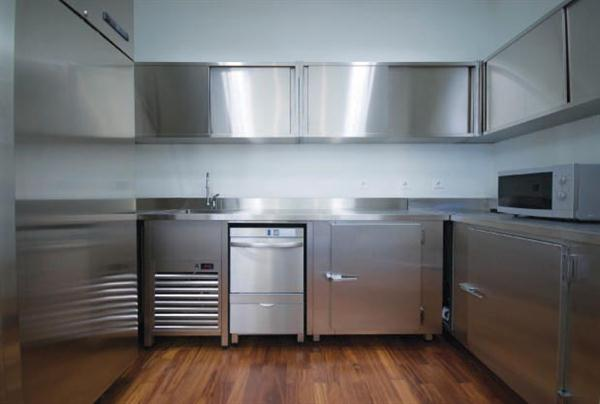 Stainless-Steel-Kitchen-Equipments-Decoration