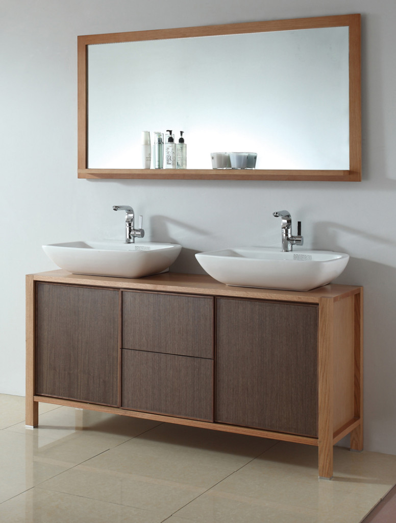 20 Contemporary Bathroom Vanities Cabinets