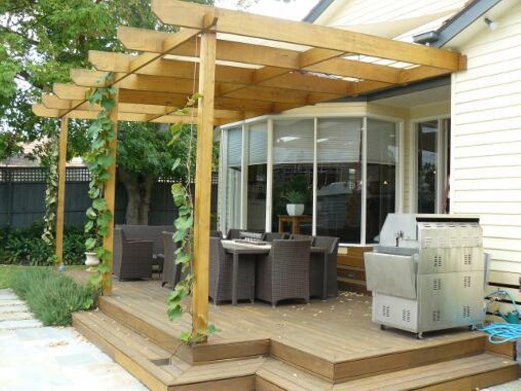 awsome pergola idea - 25 Beautiful Pergola Design Ideas