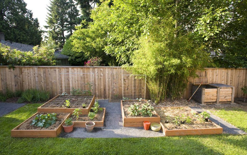 Ландшафт для сада и огорода своими руками 68