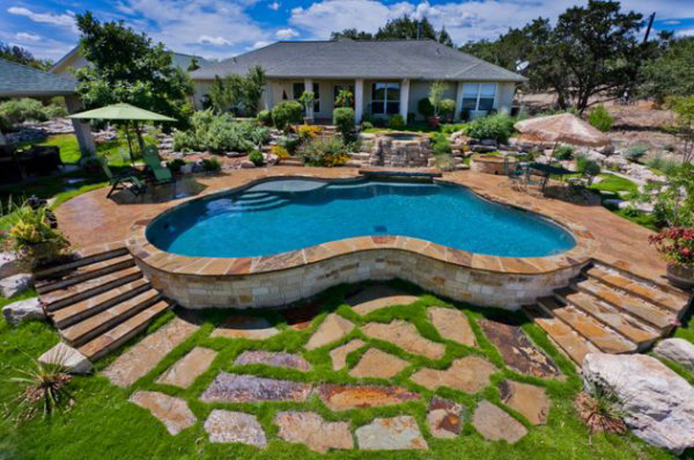 Best Ideas For Backyard Pools - Backyard ideas with pool