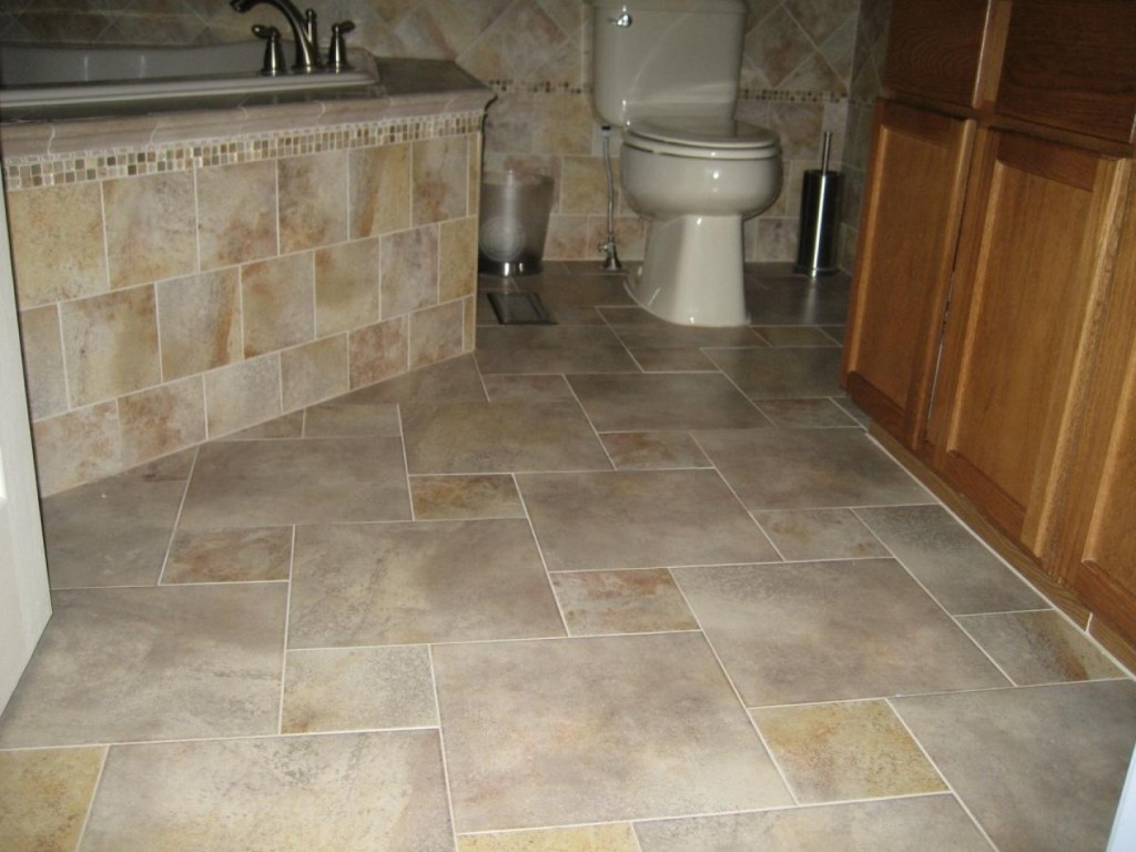 20 best bathroom flooring ideas for Popular flooring ideas