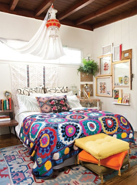 bohemian-bedroom-interior-design-ideas-