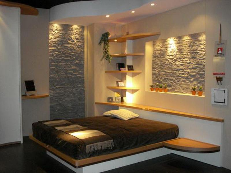 Modern Bedroom Lighting Ideas Part - 29: Contemporary-bedroom-lighting-ideas