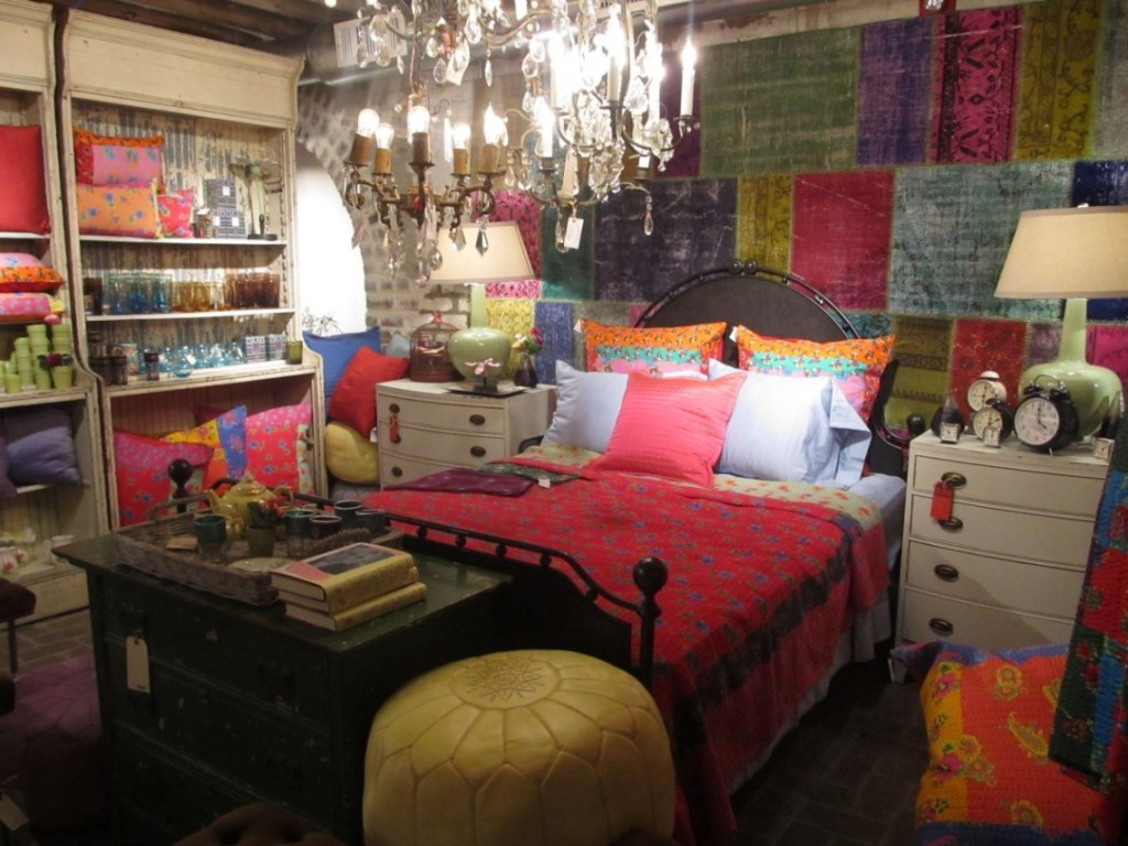 cool-bohemian-bedroom-interior-design-