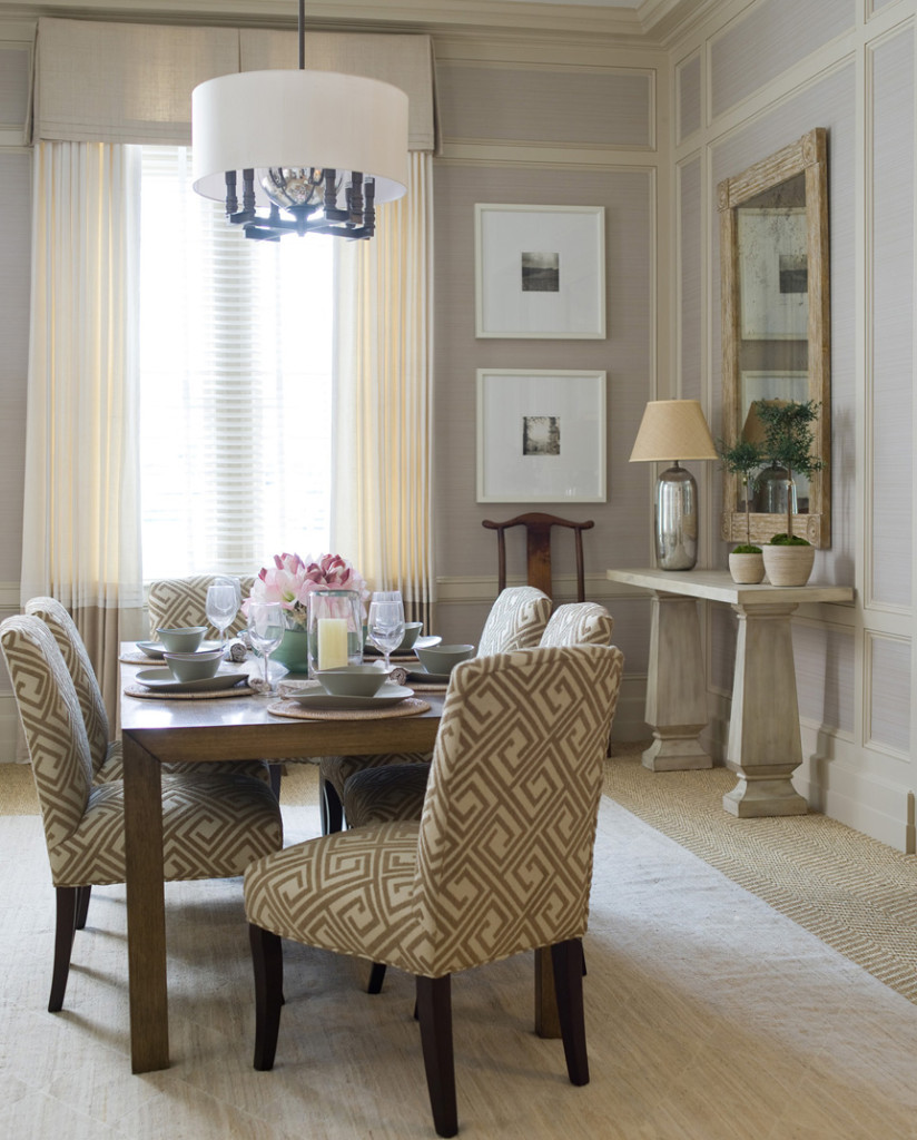 35 dining room decorating ideas inspiration for Decorating your dining room ideas