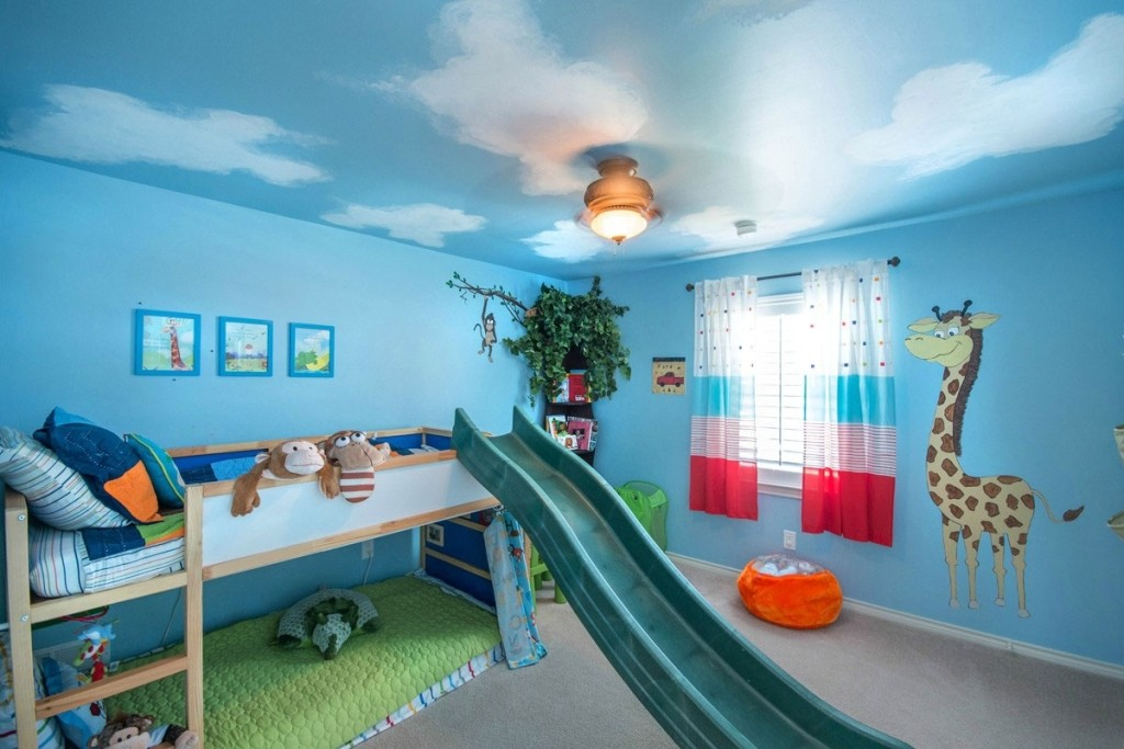 delightful-shared-bedroom-ideas-kids-room-ideas