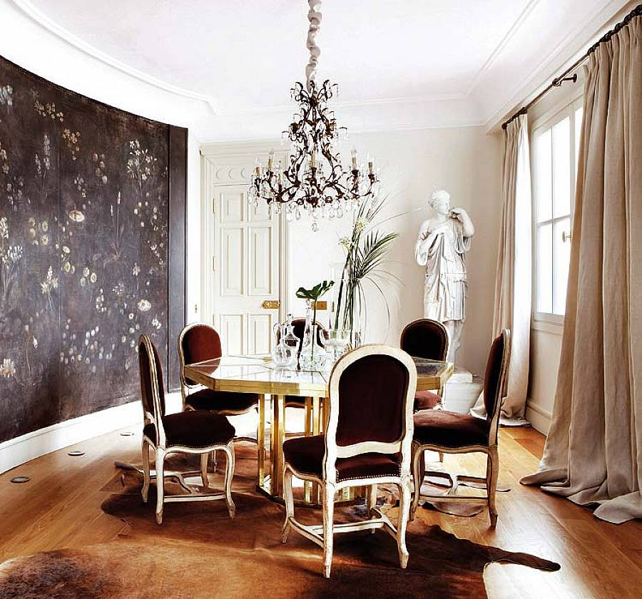 Apartment Dining Room Ideas: 35 Dining Room Decorating Ideas & Inspiration