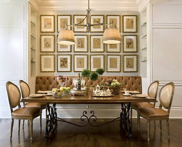 35 dining room decorating ideas inspiration for Dining room accessories ideas