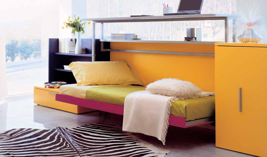 folding bed. 35 Space Saving Bed For Small Space