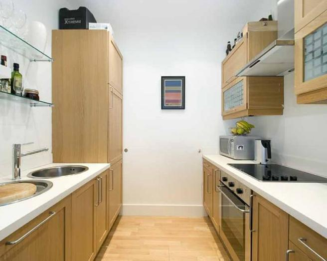 21 best small galley kitchen ideas for Galley kitchen ideas uk