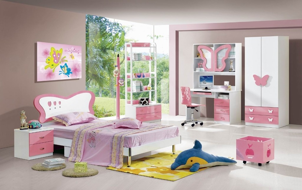 glamorous-kids-bedroom-modern-child-room-interior-design-ideas