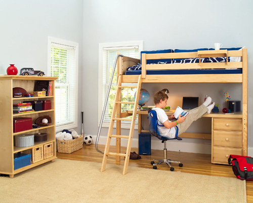 35 modern loft bed ideas for Free room design help