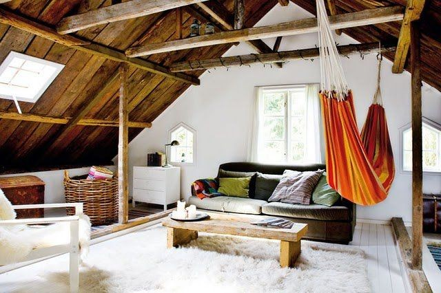 indoor-orange-hammock-remodelista