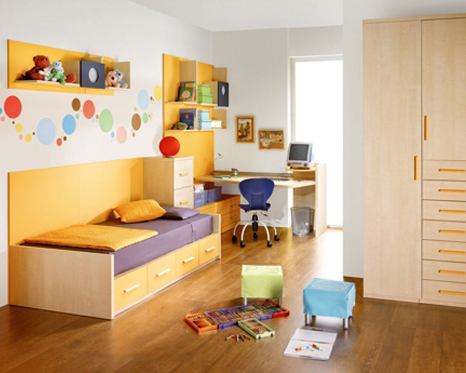 Children S And Kids Room Ideas Designs Inspiration: 25 Cute Kids Room Design Ideas