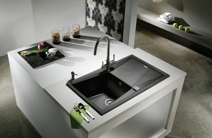 Exceptionnel Kitchen Sinks And Faucets Designs Amazing Ideas
