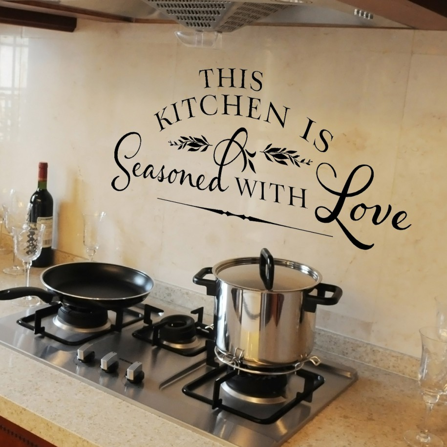 Ideas For Kitchen Wall Decor: 17 Stunning Kitchen Wall Decor Ideas