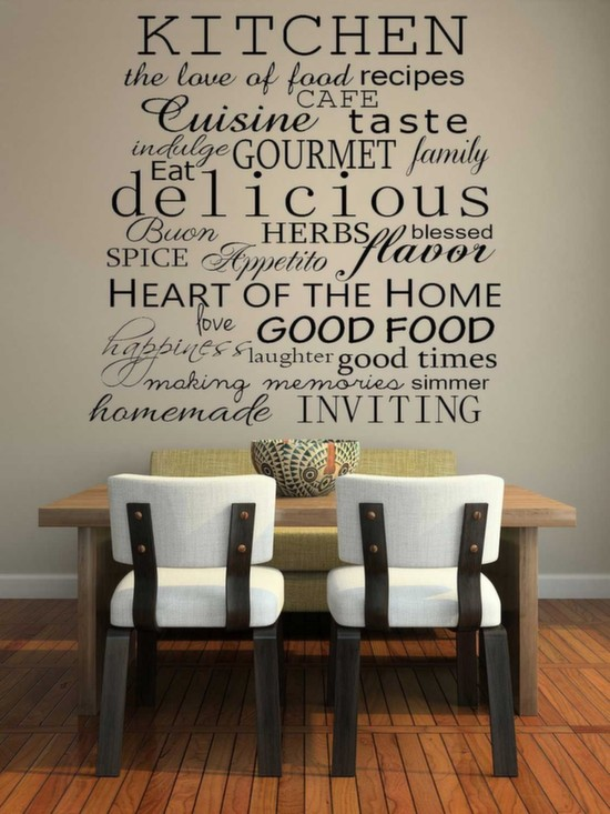 kitchen wall pictures ideas wine kitchen wall decor ideas - Kitchen Wall Decor Ideas