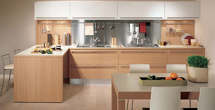 light-oak-wood-kitchen-cabinets-
