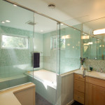 21 Unique Modern Bathroom Shower Design Ideas