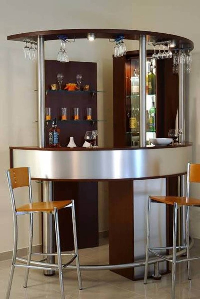 Mini Bar House Design
