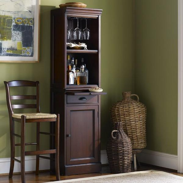 Mini Home Bar Furniture Design Ideas