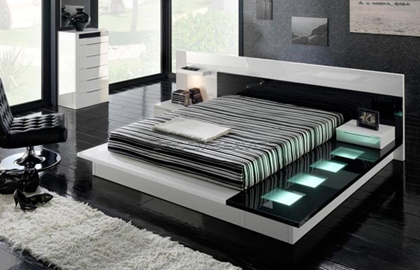 Modern Bedroom Furniture - Interior Design Meaning