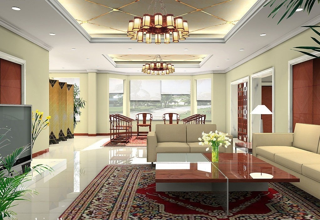 17 amazing pop ceiling design for living room - Latest ceiling design for living room ...