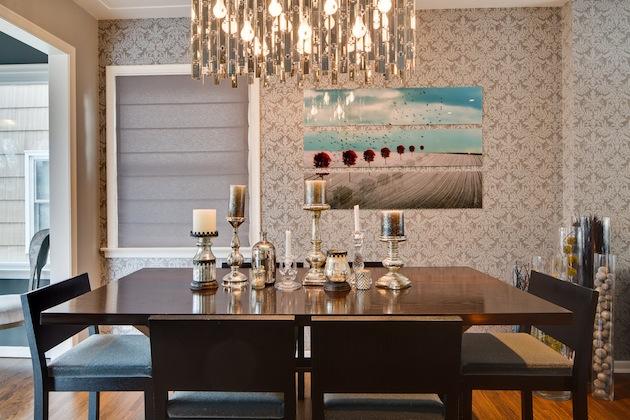 25 elegant dining table centerpiece ideas