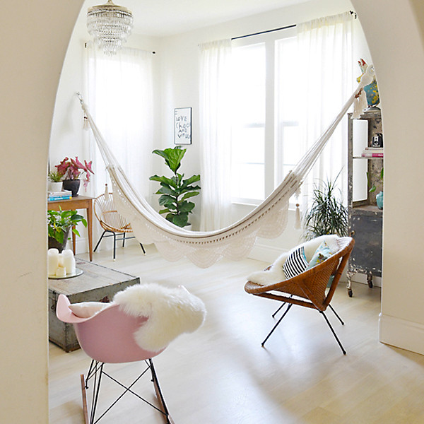 25 Best Ideas About Hammocks On Pinterest: 25 Indoor Hammocks Design Ideas