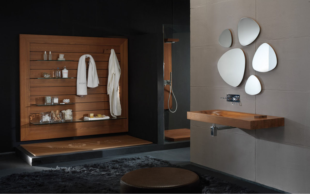 Bathroom Interior Design Ideas 2015 ~ Luxurious wooden bathroom design ideas