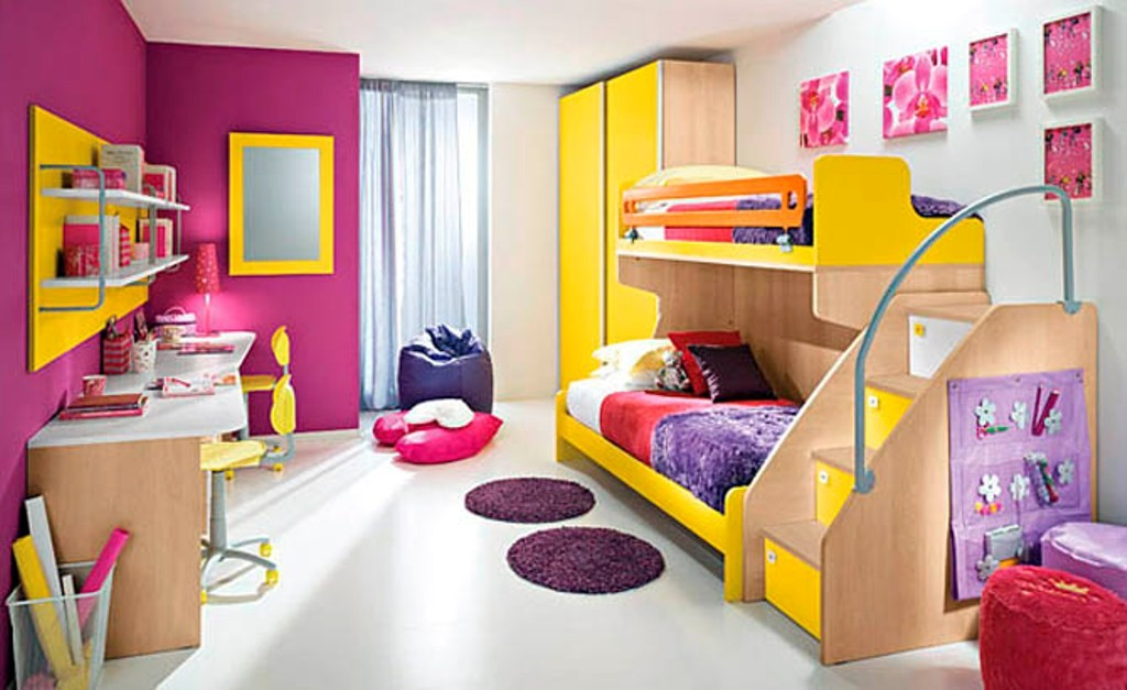 pink-kids-room-idea-ideas