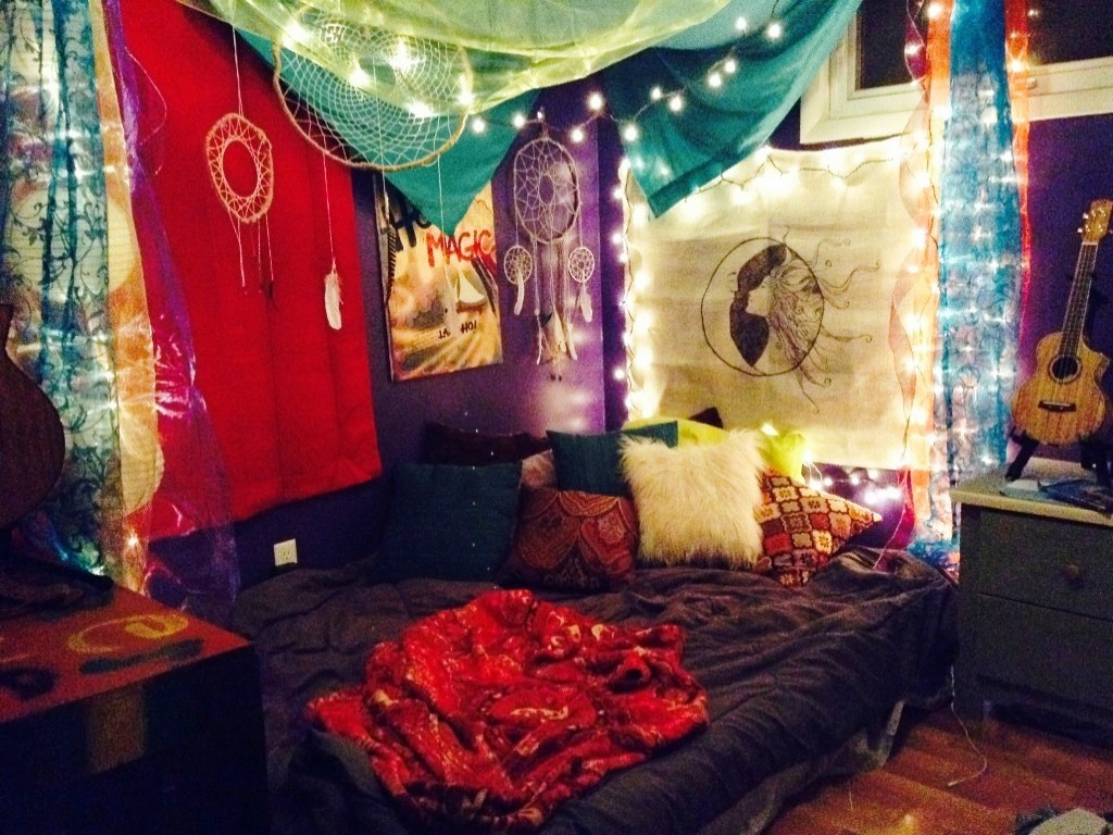 pleasing-bohemian-bedroom-intended