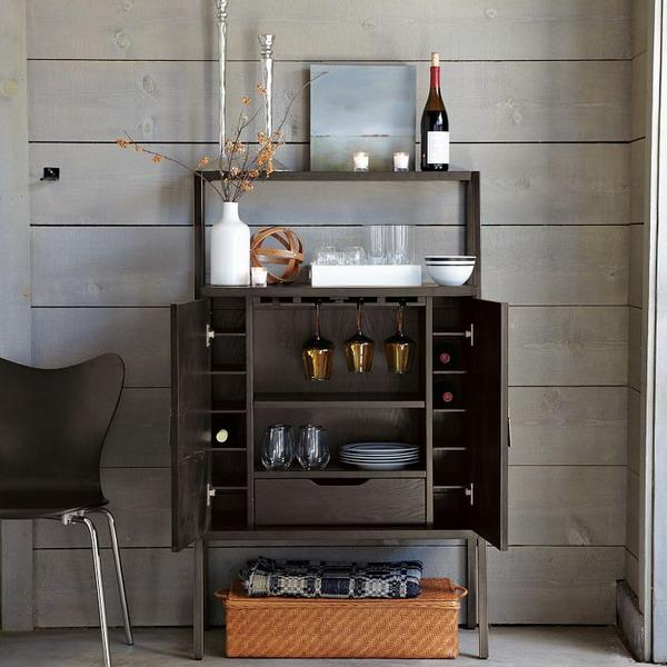 Modern Home Bar Design Ideas: 20 Mini Bar Designs For Your Home